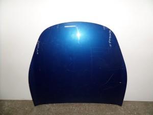 Fiat barchetta 1995-2005 καπό εμπρός μπλέ