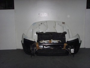 Fiat scudo 06 μετώπη εμπρός κομπλέ άσπρο