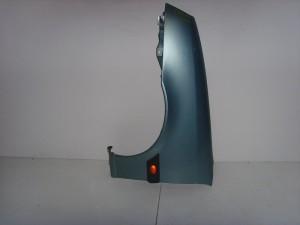 Ford fiesta 99-02 αριστερό φτερό γαλάζιο