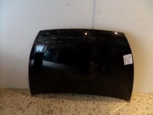 Ford ka 97-08 καπό εμπρός μαύρο