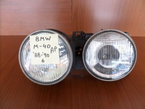 BMW Series 3 M40 1989-1991 φανάρι εμπρός αριστερό