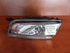 Nissan almera n15 98-00 φανάρι εμπρός αριστερό