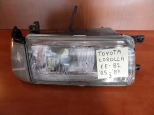 Toyota corolla EE82 85-87 φανάρι εμπρός αριστερό