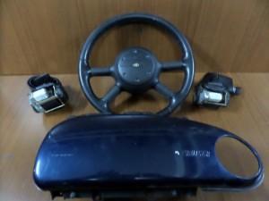 Chrysler PT cruiser 01 airbag