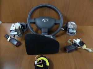 Daihatsu sirion 2004-2011 set airbag