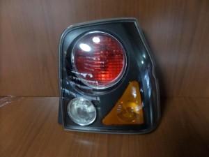 Seat Arosa 2000-2004 πίσω φανάρι μαύρο δεξί