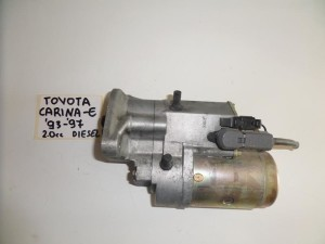 Toyota carina E 93-97 2.0cc diesel αυτόματο μίζα
