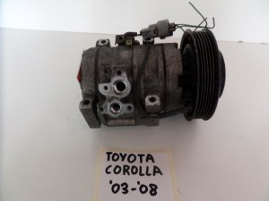 Toyota corolla 03-08 κομπρεσέρ air condition