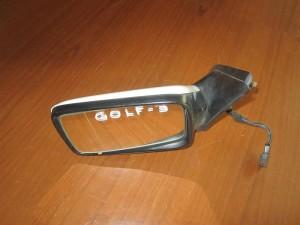 VW golf 3 1992-1998 ηλεκτρικός καθρέπτης αριστερός άσπρος