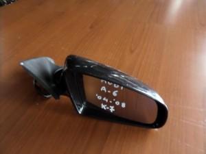 Audi A6 2004-2008 ηλεκτρικός καθρέπτης δεξιός μαύρος (7 καλώδια)