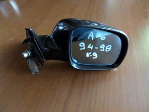Audi A6 98-01 ηλεκτρικός καθρέπτης δεξιός μαύρος (9 καλώδια)