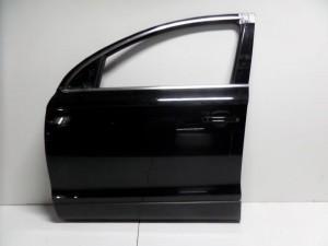 Audi Q7 06-10 αριστερή πόρτα μπροστά μαύρη