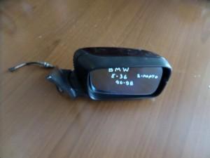 BMW series 3 E36 90-98 2θυρο ηλεκτρικός καθρέπτης δεξιός βυσσινί