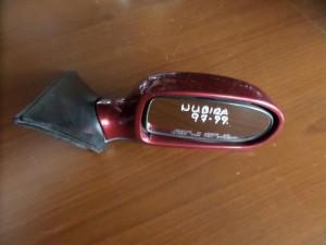 Daewoo nubira 97-99 ηλεκτρικός καθρέπτης δεξιός μπορντό