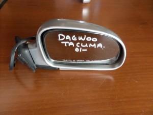 Daewoo Tacuma 2001-2008 ηλεκτρικός καθρέπτης δεξιός ασημί