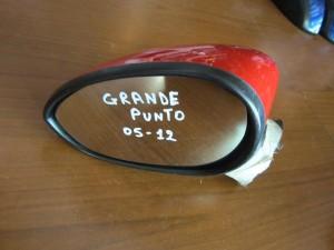 Fiat grande punto-Linea 05-12 ηλεκτρικός καθρέπτης αριστερός κόκκινος