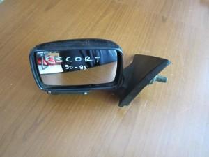 Ford escort 90-95 καθρέπτης απλός αριστερός μπλέ σκούρο