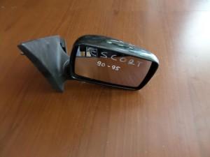 Ford escort 90-95 καθρέπτης απλός δεξιός σκούρο πράσινο