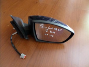 Ford s-max 07-11 ηλεκτρικός καθρέπτης δεξιός σκούρο μπλέ (7 καλώδια)