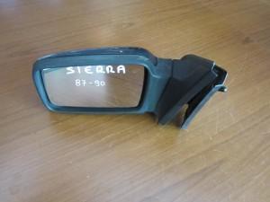 Ford Sierra 1987-1990 καθρέπτης απλός αριστερός μπλέ σκούρο