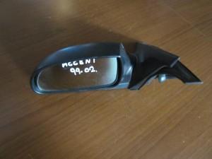 Hyundai accent 1999-2002 μηχανικός καθρέπτης αριστερός άβαφος