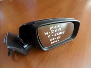 Mercedes C class w204 07-11 ηλεκτρικός ανακλινόμενος καθρέπτης δεξιός μπλέ σκούρο