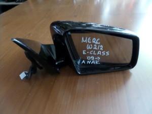 Mercedes E class w212 09 ηλεκτρικός ανακλινόμενος καθρέπτης δεξιός μαύρος
