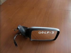 VW golf 3 92-98 ηλεκτρικός καθρέπτης δεξιός ασημί