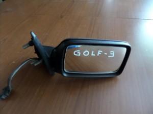 VW golf 3 1992-1998 ηλεκτρικός καθρέπτης δεξιός γκρί