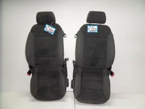 Audi A3 96-01 3θυρο κάθισμα εμπρός με airbag αριστερό-δεξί γκρί (alkadara)