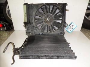 BMW E36 92-98 1.8cc βενζίνη ψυγείο κομπλέ (νερού-air condition-βεντιλατέρ)