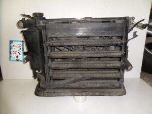BMW Series 3 E46 1999-2005 1.8-2.0cc automatic diesel ψυγείο κομπλέ (νερού-air condition-βεντιλατέρ)