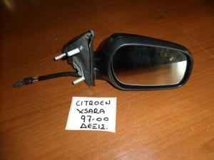 Citroen Xsara 1997-2000 μηχανικός καθρέπτης δεξιός άβαφος