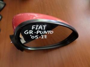 Fiat grande punto-Linea 05-12 ηλεκτρικός καθρέπτης δεξιός κόκκινος
