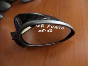 Fiat grande punto-Linea 05-12 ηλεκτρικός καθρέπτης δεξιός μαύρος