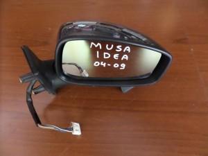 Fiat Idea 2003-2006 Lancia Musa 2004-2008 ηλεκτρικός καθρέπτης δεξιός γκρί