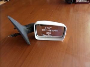 Fiat tipo-tempra 88-95 μηχανικός καθρέπτης δεξιός άσπρος