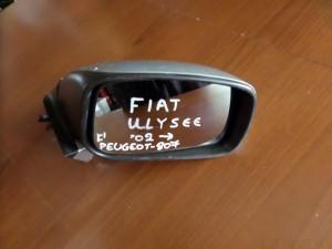 Fiat ulysse-Peugeot 807 02 ηλεκτρικός ανακλινόμενος καθρέπτης δεξιός ασημί (11 καλώδια)