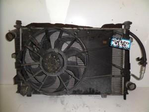 Ford mondeo 93-96 1.6cc-1.8cc-2.0cc βενζίνη ψυγείο κομπλέ (νερού-air condition-βεντιλατέρ)
