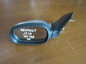Renault clio 94-98 ηλεκτρικός καθρέπτης αριστερός ασημί