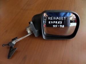 Renault express 95-98 μηχανικός καθρέπτης δεξιός άβαφος