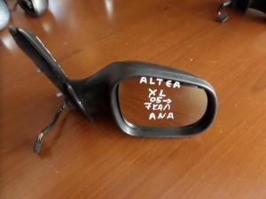 Seat altea XL 05 ηλεκτρικός ανακλινόμενος καθρέπτης δεξιός ανθρακί (7 καλώδια)