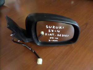 Suzuki sx4-Fiat sedici 07 ηλεκτρικός καθρέπτης δεξιός άβαφος (3 καλώδια)