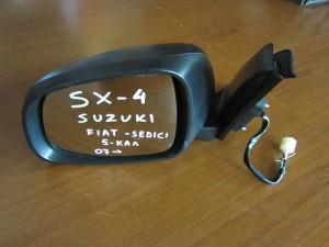 Suzuki sx4 k Fiat sedici 07 ηλεκτρικός καθρέπτης αριστερός άβαφος (5 καλώδια)