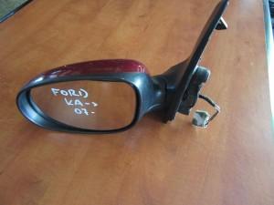Ford ka 07 ηλεκτρικός καθρέφτης αριστερός μπορντό