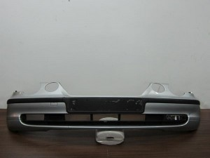 BMW E46 compact 01 προφυλακτήρας εμπρός ασημί