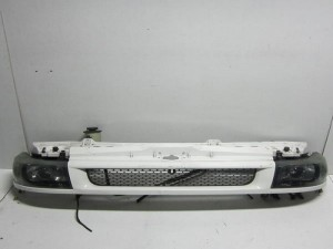 Ford transit T-330 00-06 προφυλακτήρας εμπρός λεύκος (με φανάρια)