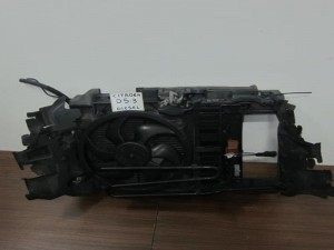Citroen DS3 2010- diesel μετώπη εμπρός με ψυγεία