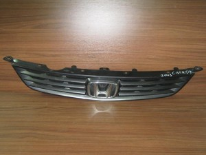 Honda civic 5θυρο 2001-2004 μάσκα εμπρός