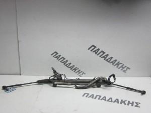 Toyota corolla verso 2002-2004 (2004-2007) κρεμαργιέρα